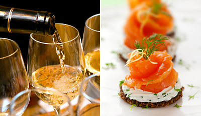 £19 -- Bottle of Wine & Tapas for 2 at 'Hidden Gem', Reg £41