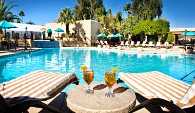 $79 - Scottsdale Plaza Resort Spa Day w/Pool, Reg. $150