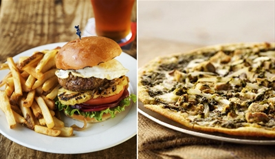$19 - CBS Boston Pick: Dinner for 2 at Stadium Sports Bar