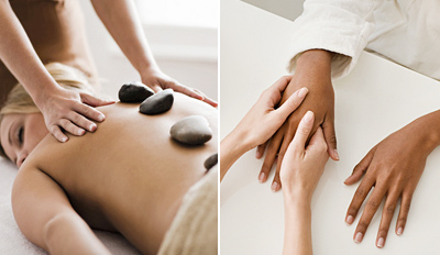 $65 - North Toronto: Massage, Facial & Mani/Pedi, Reg. $183