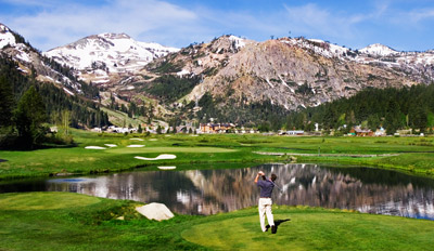 $49 -- Squaw Creek: Round of Golf w/Cart & Valet, Reg. $98