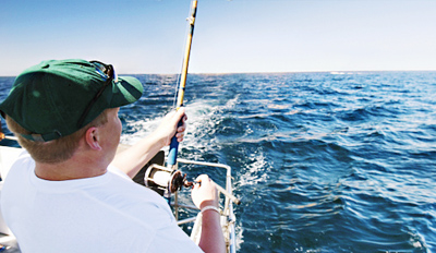 $49 - Point Pleasant Fishing Trip w/Lunch & Gear, Reg. $110