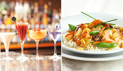 $35 - OC 'Top 5 Chinese' Dinner for 2 w/Drinks, Reg. $76