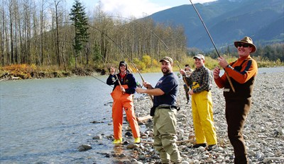 $99 - Guided Fishing Excursion incl. Gear, Reg. $250