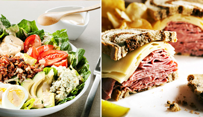 $15 - Top-Rated Deli: Sandwiches & Sides for 2, Reg. $32