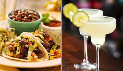 $27 - Silver Lake: Mexican Dinner & Drinks for 2, Reg. $54