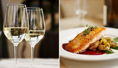 $45 -- Maitland: Napa-Inspired Dinner for 2 w/Wine, Reg. $98