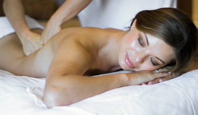 $39 - Hell's Kitchen: Massage at Charming New Spa, Reg. $90