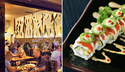 $39 - Arts District Sushi Dinner for 2 w/Martinis, Reg. $81