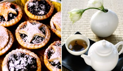 £25 -- Festive Afternoon Tea for 2 at Tower Bridge, Reg £54