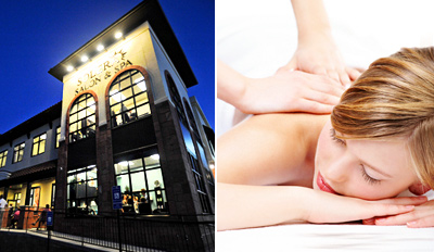 $99 - Solera Spa: Massage & Facial w/Wine, Reg. $225