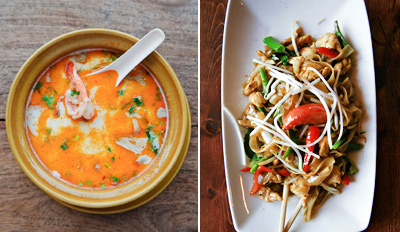 $25 - Old Town: Delightful Thai Dinner for 2, Reg. $54