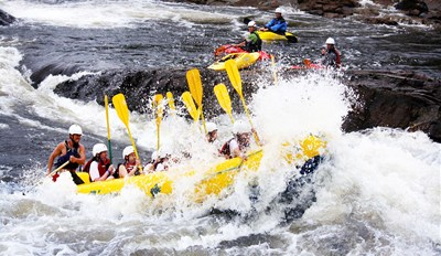 $65 -- Ottawa River Rafting Adventure w/Lunch, Reg. $135