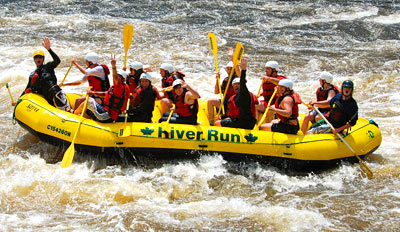 $59 - Ottawa River Rafting Adventure w/Lunch, Reg. $135