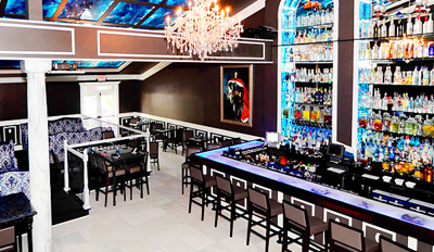 $39 -- Czar Ice Bar Acclaimed Sushi for 2 w/Drinks, Reg. $88