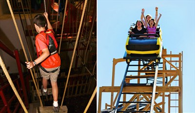 $12 - Adventure Park USA: Attractions & Games, Half Off