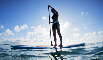$25 - Santa Cruz Harbor Paddleboard Tour, Reg. $55