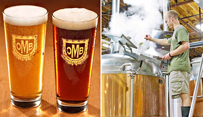 $20 - Olde Mecklenburg Brewery: Beer & Brats for 2, Half Off