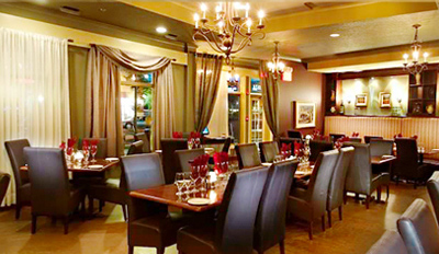 $29 -- 'Sleek' San Remo: Lunch for 2 w/Drinks, Reg. $66