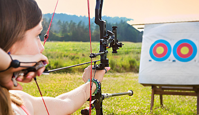 £24 -- 2-Hour Archery Experience in East Sussex, Reg £59