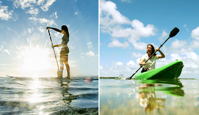 $19 - South Padre: Paddleboard or Kayak Excursion, Reg. $45