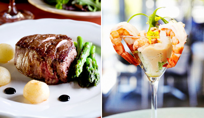 $49 - Award-Winning Jaxx Steakhouse Dinner for 2, Reg. $97