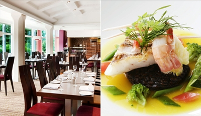 £35 -- Hilton Templepatrick: 3-Course Dinner for 2, Reg £71