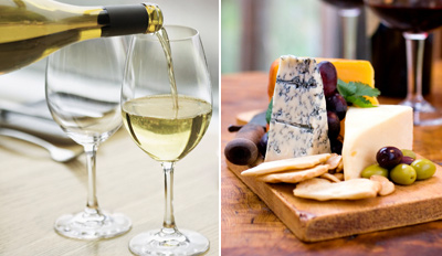 $29 - Award-Winning Wine & Appetizers for 2, Reg. $58