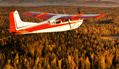 $65 - Scenic Fall Colors Flight Tour for 2 over Michigan