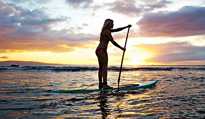 $95 - North Shore Paddleboard Lesson & Tour for 2, Reg. $196