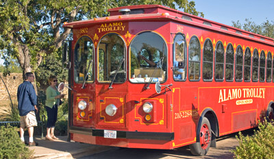 $10 - Award-Winning Trolley Tour of San Antonio, Half Off