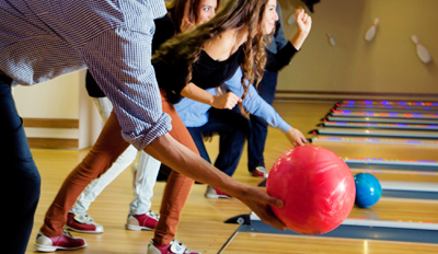 $25 - Bowling Party for up to 5 People in Plano, Reg. $72