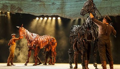 $27 - Tony-Winning 'War Horse' Next Week in Philly, Reg. $40