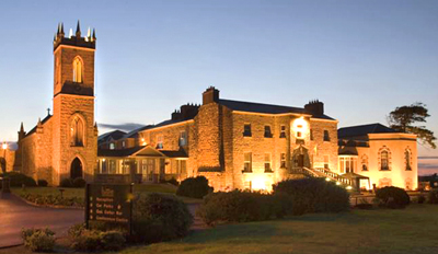 £109 - 5-Star Galway Abbey Stay w/Dinner & Upgrade, Reg £244