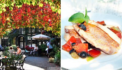 £19 -- Lunch for 2 in Award-Winning Restaurant, Reg £39