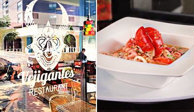 $25 - 'Ferociously Good' Puerto Rican Dinner for 2, Half Off