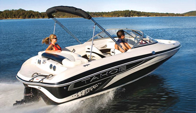 $89 - Lake Ray Hubbard: Boat Rental for up to 8, Reg. $299