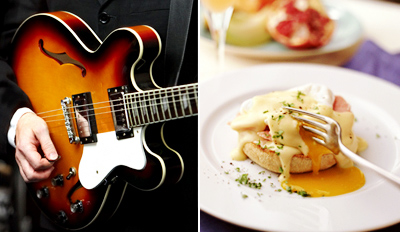 $19 - Birraporetti's: Unlimited Jazz Brunch for 2, Half Off