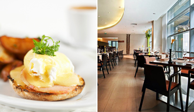 £19 -- Hilton Sunday Brunch & Cocktails for 2, Reg £50