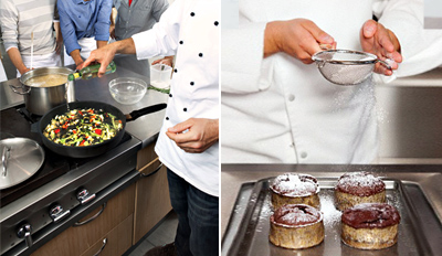 $49 - Cooking Class w/Dinner & Wine at The Grove, Half Off