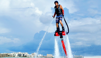 $99 - Water-Propelled Flyboard Flight Experience, Save $200