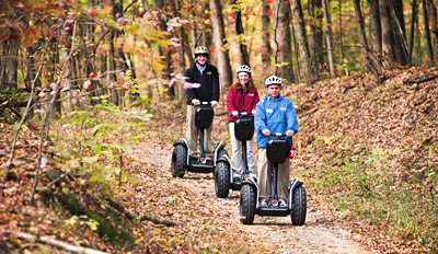 $25 - Scenic Fall Foliage Segway Tour, Half Off