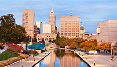 $15 - Circle City Indianapolis Bus Tour for 2, Half Off