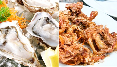 $49 -- For 2: Seafood Platter inc Oysters & Drinks, Save 51%