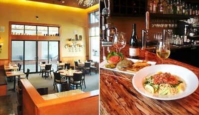 $45 - 1910 Main: Dinner & Wine Tasting for 2, Reg. $94
