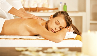 $185 -- Woodhouse Spa: Massage, Facial & Scrub, Reg. $340