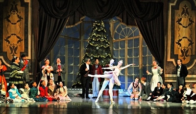 $12.50 - 'The Nutcracker' Orchestra Seats, Half Off