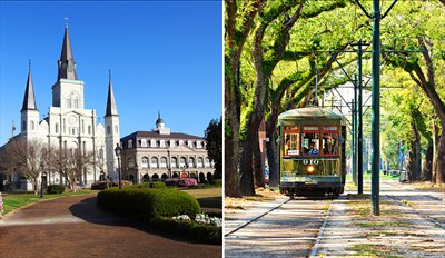 $24 - USA Today-Praised New Orleans Tours for 2, Half Off