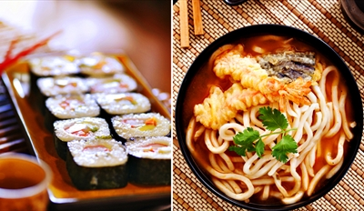 $45 - Top-Rated Japanese Dining for 2 w/Cocktails, Reg. $98