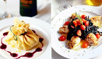 $25 - 'Knock Your Socks Off' Italian Dinner for 2, Half Off